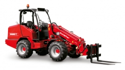 Schäffer 5680 T - solid all-rounder with enormous power