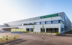 New spare parts facility of Pöttinger in Austria