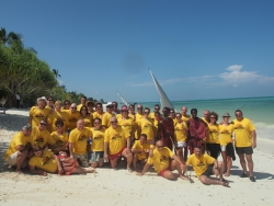 Bulagro and Partners on the exotic island of Zanzibar