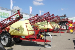 Bulagro Machines at BATA AGRO FALL 2016