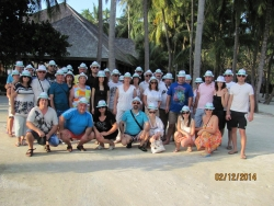 BULAGRO and Partners on the Maldives 2014