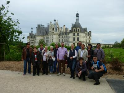 Bulagro and Partners in Paris and the castles of Loire