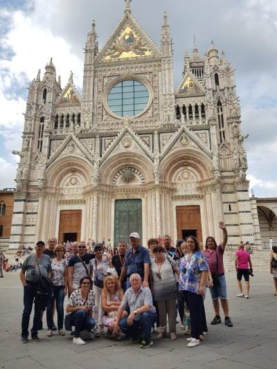 Bulagro and Partners on a trip in the beautiful Tuscany