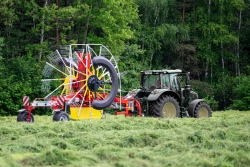 FLOWTAST: clean forage in difficult conditions