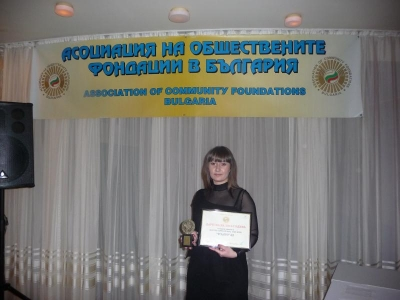 Contributor of the year 2010