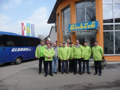 SALES AND SERVICE TRAINING POETTINGER AND EINBOECK