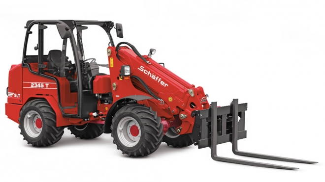 A DAZZLING ARRAY OF NEW PRODUCTS FROM Schäffer AT AGRITECHNICA