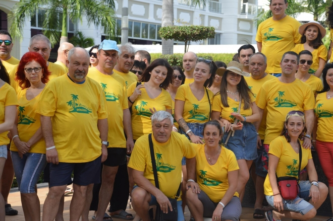 Bulagro and Partners on a trip to the exotic Punta Cana