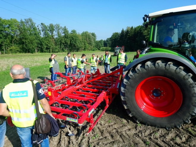PÖTTINGER and EINBÖCK held PARTNERS DAYS for their dealers