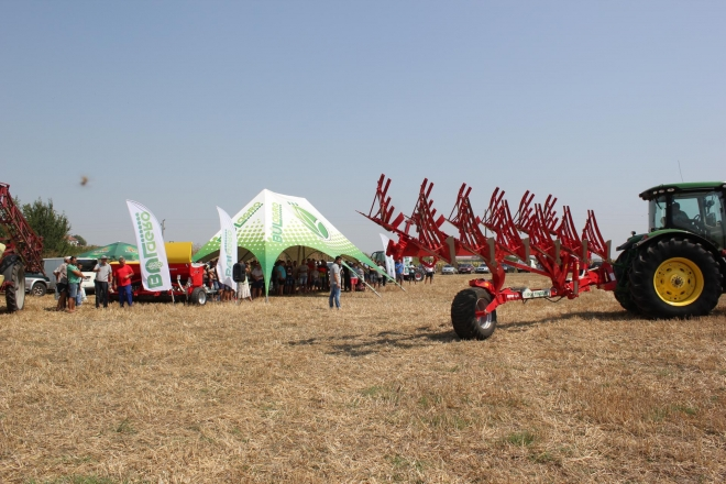 BULAGRO TOUR VISITED NORTHWESTERN BULGARIA WITH A LARGE DEMONSTRATION