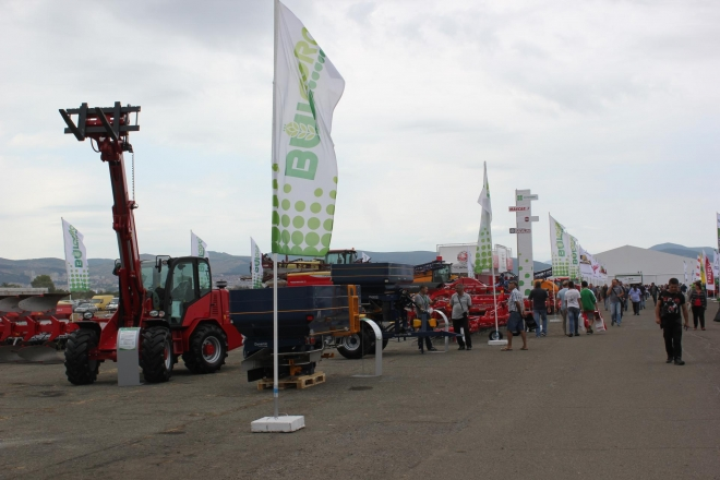 BULAGRO MACHINES WITH A LARGE STAND ON THE AUTUMN EDITION OF BATA AGRO 2015