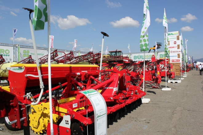 A VERY SUCCESSFUL PRESENTATION OF BULAGRO MACHINES AT THE AUTUMN FAIR BATA AGRO 2016