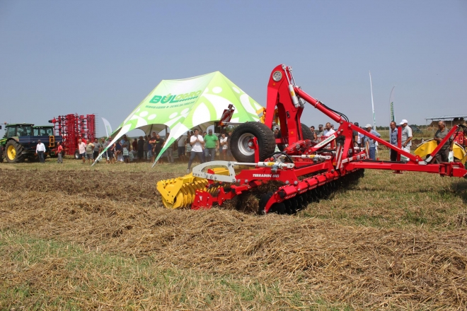 Another successful field demo in the region of Pleven
