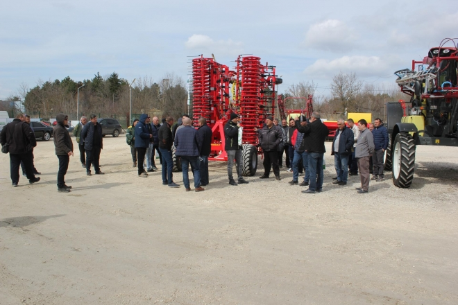 OPEN DAY OF BULAGRO MACHINES IN DOBRICH