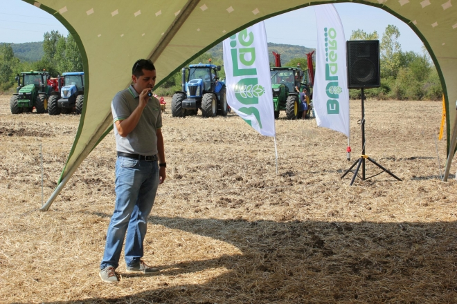 BULAGRO'S SUMMER TOUR CONTINUES WITH FIELD DEMO NEAR PAVLIKENI