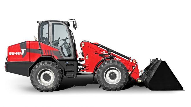The new Schäffer 9640 T: 